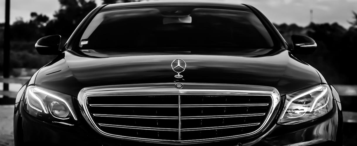 Luxury Mercedes Chauffeur Cardiff