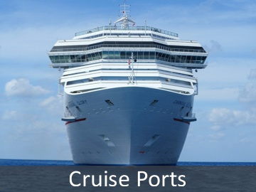 cruise transfer Cardiff